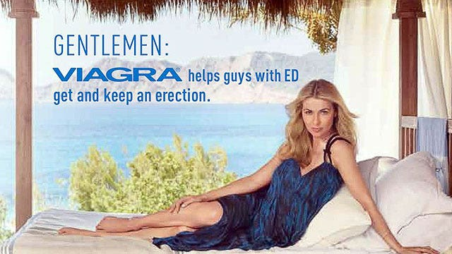 Viagra targets women in new ad campaign