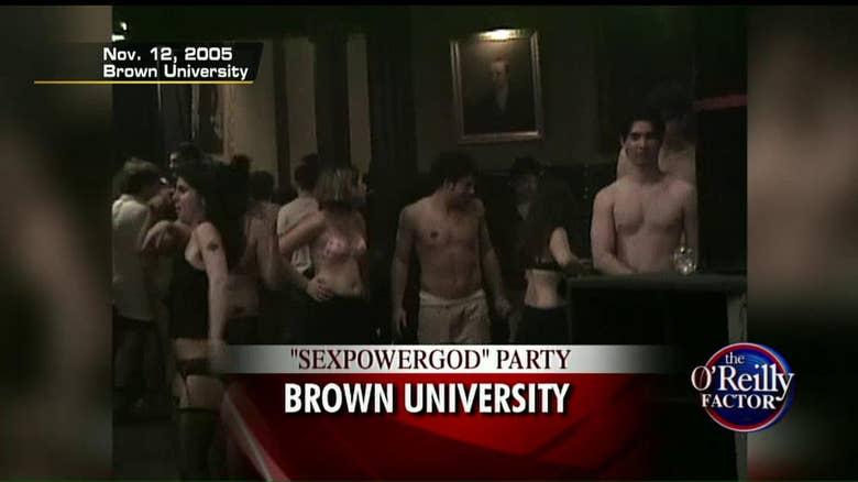 Brown University Sex 74
