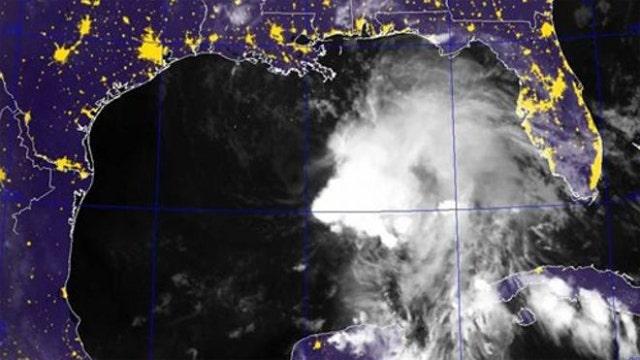Tropical Storm Karen threatens Gulf Coast