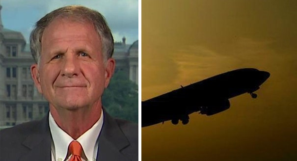 Rep. Ted Poe calls for travel ban over Ebola