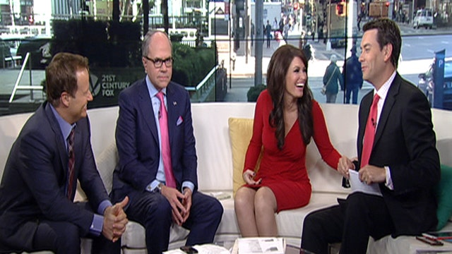 After the Show Show: What's hosting Fox and Friends like?