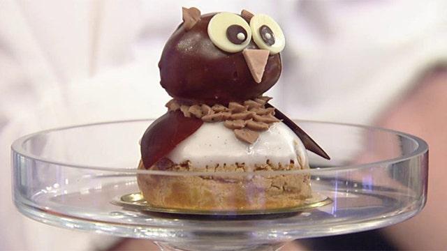 Dominique Ansel talks newest dessert creation 'Hootie'