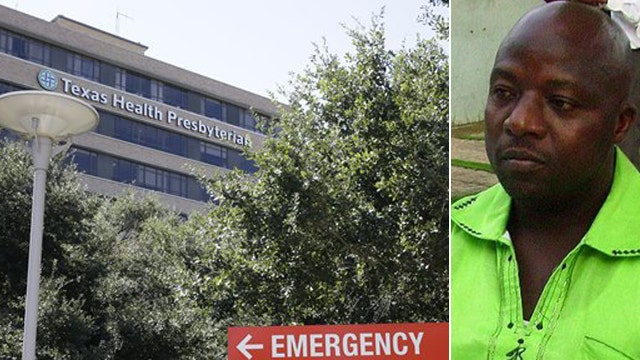 CDC: Ten people had close contact with TX Ebola patient