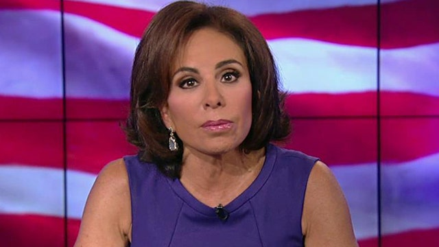 Judge Jeanine: Tell us the truth for once about Ebola