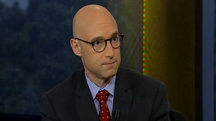 Matt Bai blames Gary Hart scandal