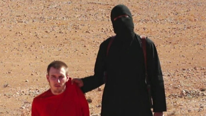 Kassig was doing humanitarian work when captured