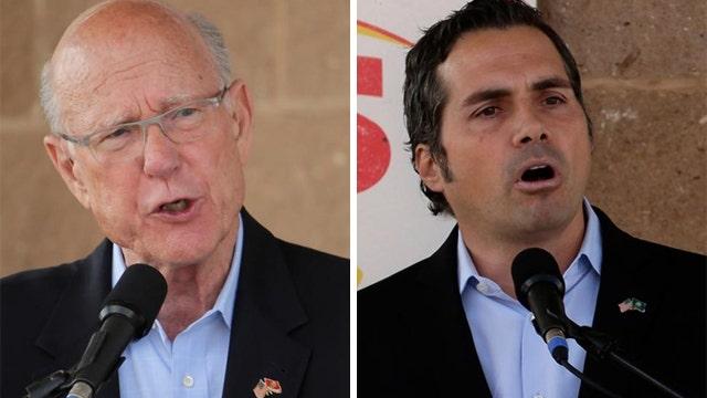 Orman has edge over Roberts in Kansas Senate race