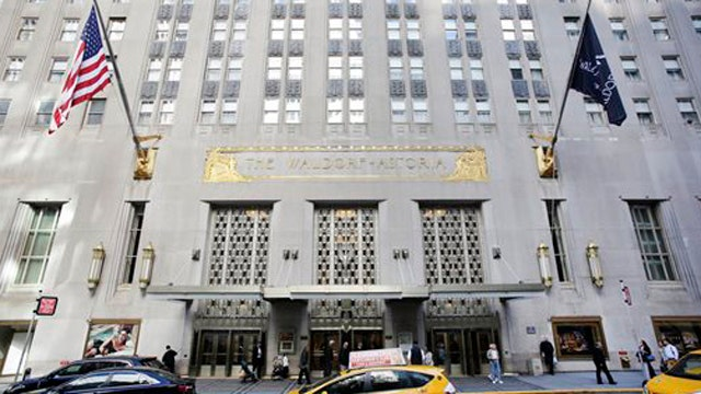 Waldorf Astoria will soon have a new owner