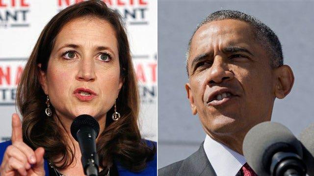 Obama unpopularity influential in West Virginia Senate race