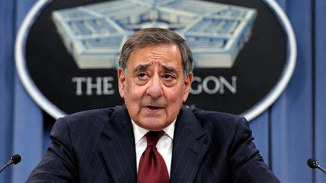 Panetta: We're looking at a kind of 30-year war against ISIS