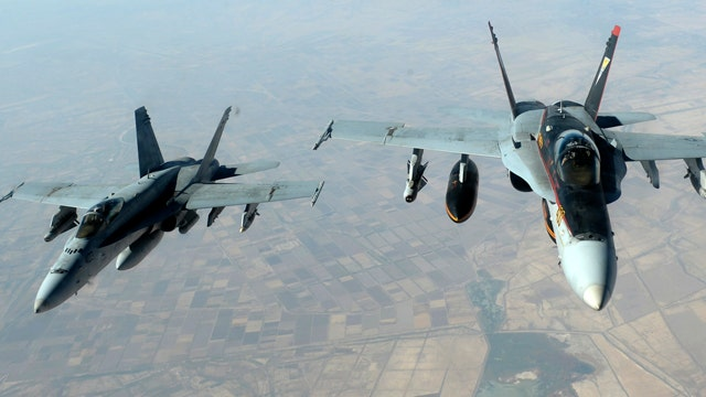 Why does the operation against ISIS remain nameless?