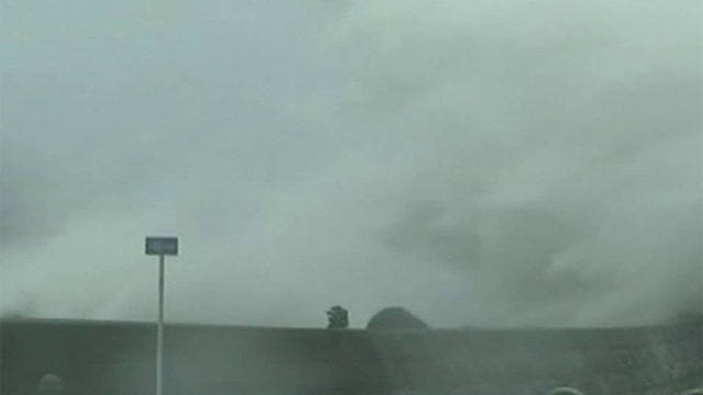 One US airman dead, two missing, after typhoon hits Japan
