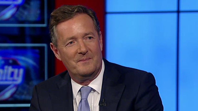 Exclusive: One-on-one with Piers Morgan