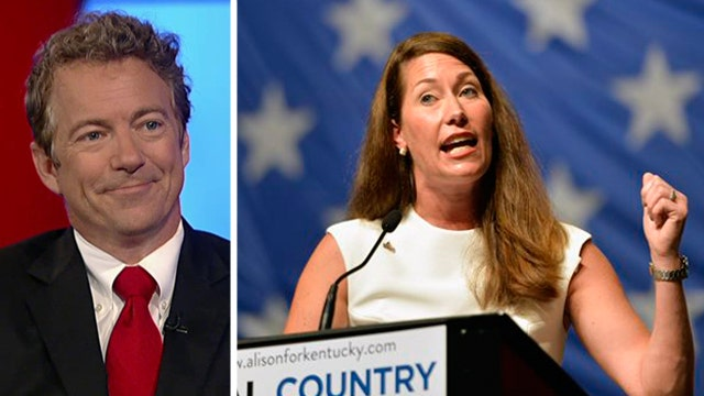 Sen. Rand Paul discusses Kentucky's midterm election
