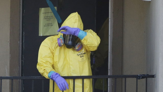 How the Ebola case in Dallas was fumbled