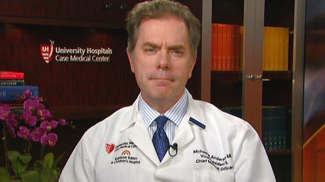 Doctor on how hospitals are preparing for virus season