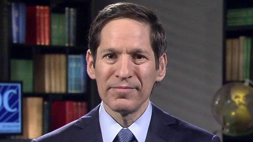 Dr. Tom Frieden to discuss next steps with president