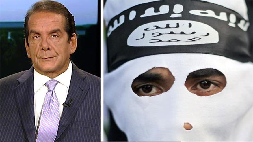 Krauthammer on Obama ISIS Crisis