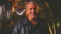 A blooper clip reel of Oliver North in 'War Stories'