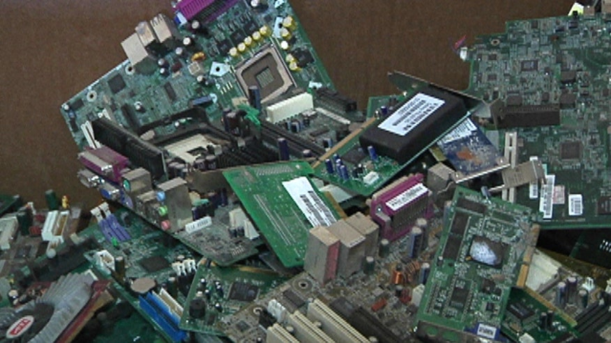 But as restrictions on what cannot be thrown out get stricter, electronics are getting recycled.