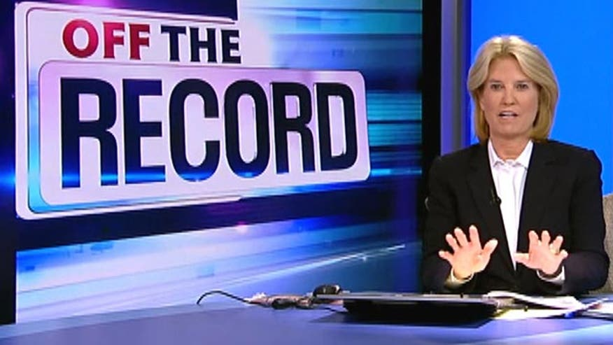 'Off the Record', 10/7/13: Greta has a theory on the real reason the government is shut down