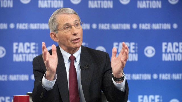 Alan Colmes With Dr. Anthony Fauci