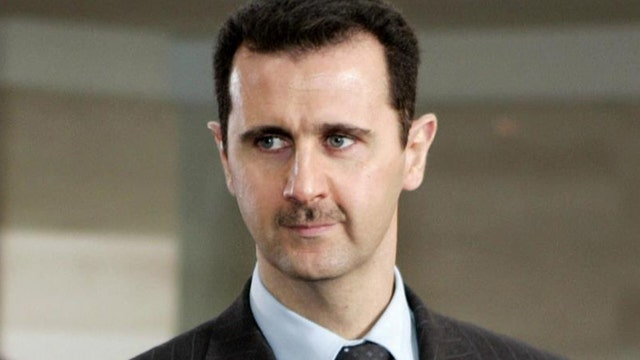 Is removing Assad in Syria the only way to destroy ISIS?