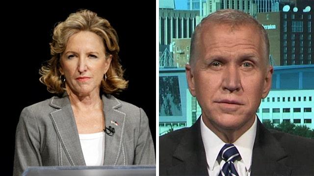 Tillis talks strategy to unseat Hagan in NC Senate race