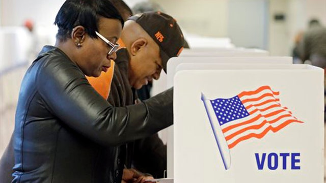 Frank Luntz counts down to Election Day 2014