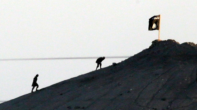 Kurdish security official discusses ISIS advance on Kobani
