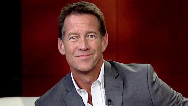 James Denton talks faith, dark new film