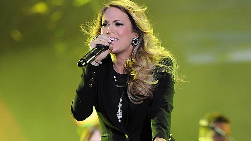 Carrie Underwood's latest single sets career sales record; Lady Antebellum wraps the 7FOR7 campaign;  country artists help raise money for charity; a big honor for Little Big Town; Jason Aldean performs our featured song from his new album.