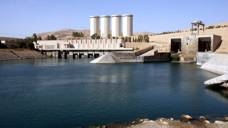 Militant group taking advantage of drought in Iraq, controlling the waterflow to Baghdad