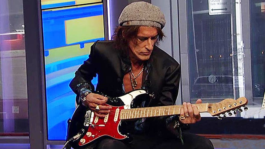 Legendary guitarist on life in and out of Aerosmith