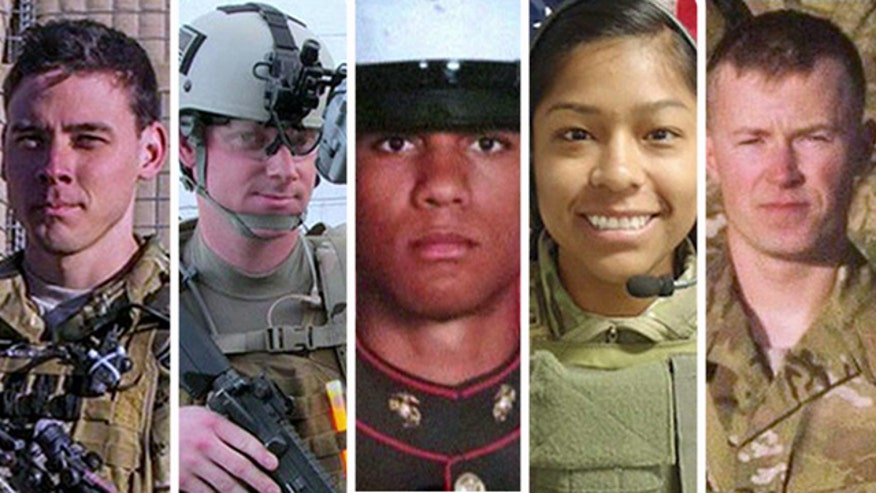 Families of fallen soldiers will not receive aid during the shutdown