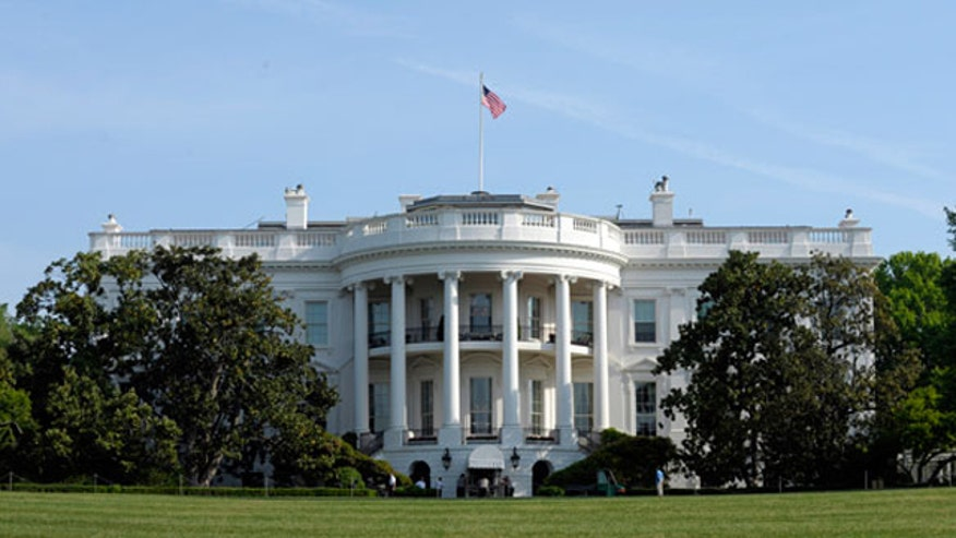 Recoding tells callers to the executive office of the president to call back when federal government funding is restored