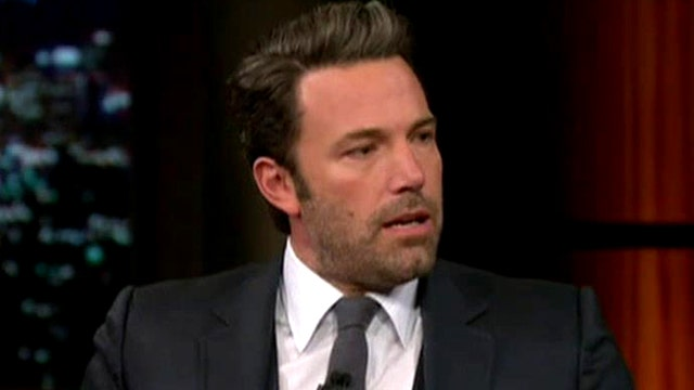 Affleck: Criticizing Islam is gross, racist and disgusting