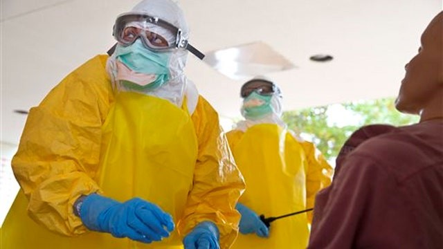 CDC training workers to fight Ebola in West Africa