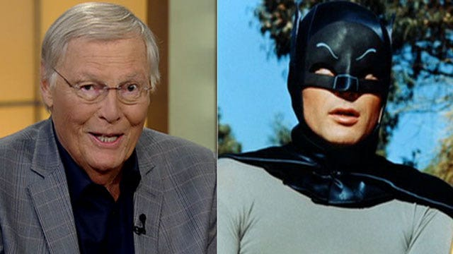After the Show Show: The 'Caped Crusader'