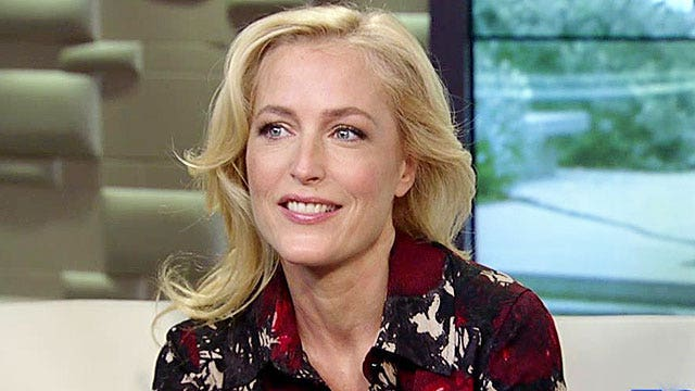 Gillian Anderson returns to genre that made her a star