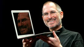 Four4Four SciTech:  Is Apple CEO Tim Cook continuing Steve Jobs' legacy of innovation? HP split in two - does it make sense? New mapping of ocean floor worth it?
