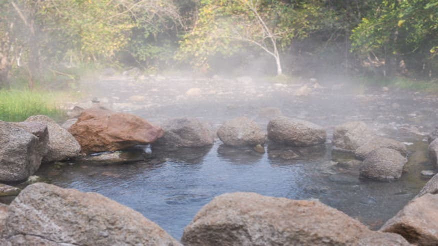 Q&A with Dr. Manny: Are there any real health benefits to bathing in sulfur springs?