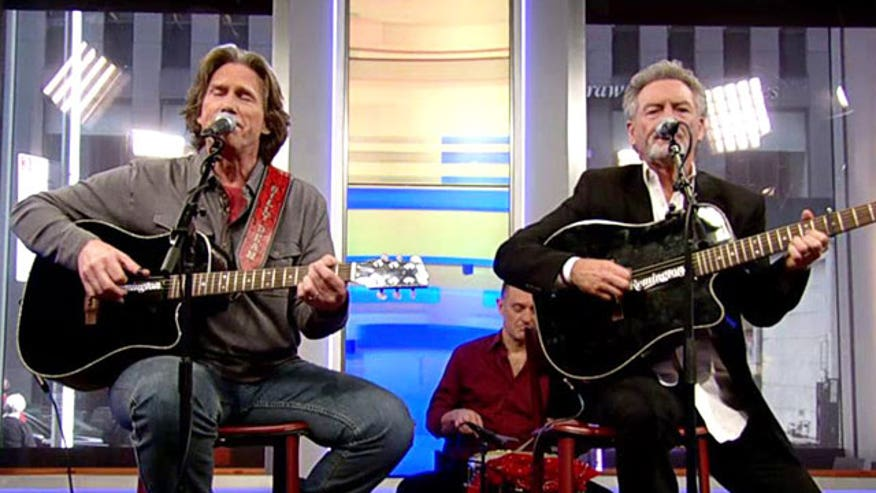 Larry Gatlin and Billy Dean channel their outrage in new song