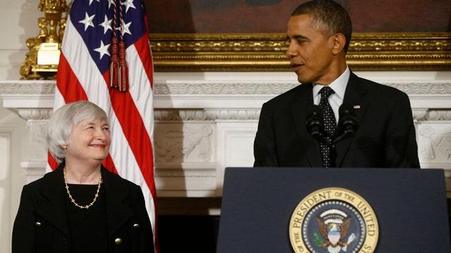 Obama nomina Janet Yellen a capo della Federal Reserve