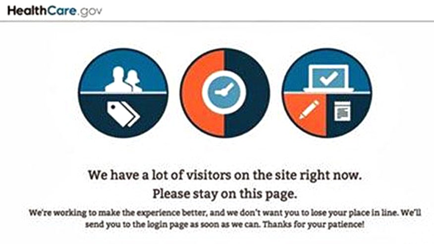Many Americans still having problems accessing site