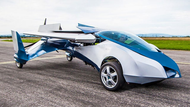 Ready for takeoff: First flying car to debut in Austria