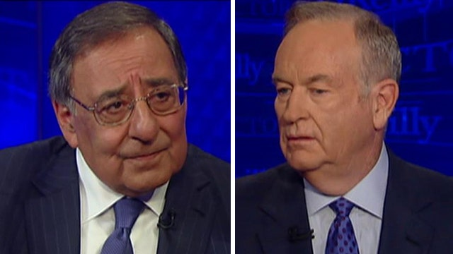 Media silent on O'Reilly's interview with Leon Panetta?