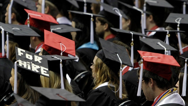 Survey: 1 in 5 graduates from class of 2014 are unemployed