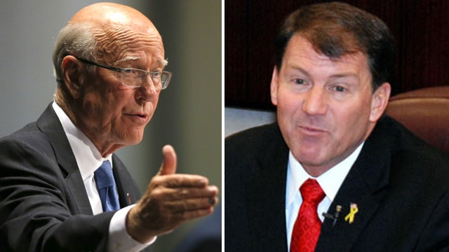 Kansas, South Dakota Senate races causing headaches for GOP