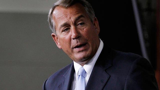 'Outnumbered Overtime': Will Boehner remain House speaker?